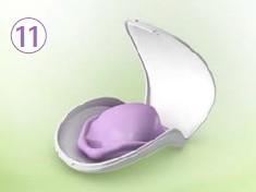 diafragma, Jak używać, Diafragma Caya® - Antykoncepcja Bez Hormonów dla 98% Kobiet